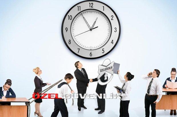 Özel Güvenlik Çalışma Saatleri Nelerdir