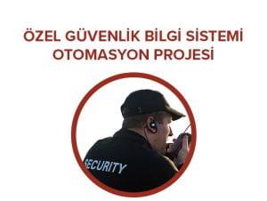 Özel güvenlik bilgi sistemi