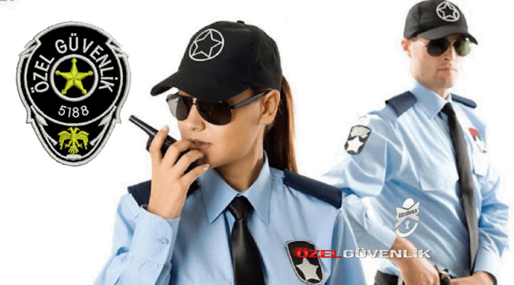 zel güvenlik görev tanımı