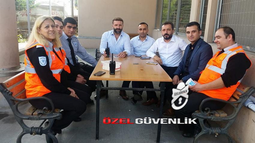 Marmaray güvenlik