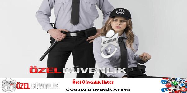 İçişleri Bakanlığı özel güvenlik kıyafetleri