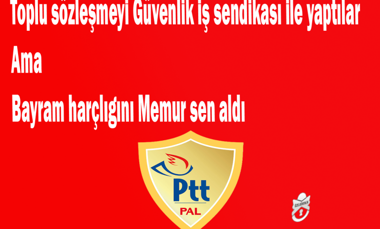 PTT PALL güvenlik