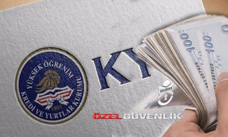Photo of Kyk güvenlik görevlileri neden ek ödeme almıyor ?