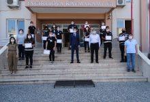 Photo of Typ güvenlik görevlilerine kaymakamdan teşekkür belgesi