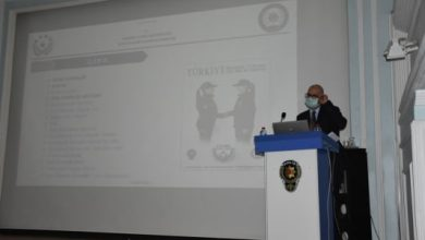 Photo of özel güvenlik personeli 'ne kaan projesi anlatıldı