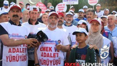Photo of Hak iş 'ten istifa gelince sokaklara inen Arslan şimdi nerede ?