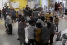 Photo of Hastane güvenlik görevlilerini hastanelik ettiler