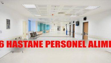 hastane temizlik personel alımı işkur