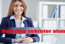 işkur sekreter alımı